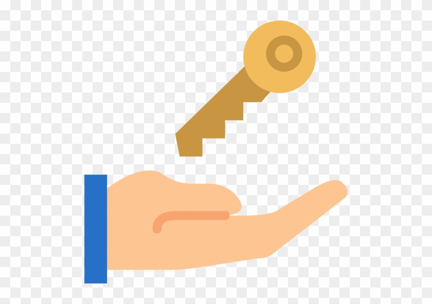 House Key Png - Key Icon Png #9888