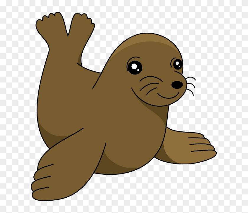 Sea Lion Clip Art Source Http Pics6 This Pic Com Key - Sea Lion Images Clip Art #9902