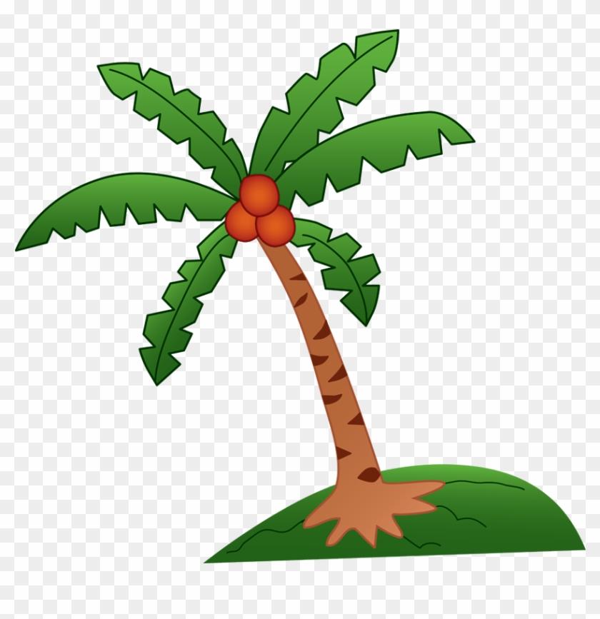 19 Free Shocking Coconut Clipart - Coconut Tree Clip Art #9915