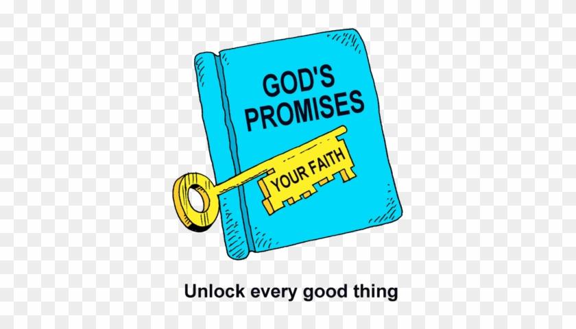 Faith Promise Clipart - Faith In God's Promises #9944