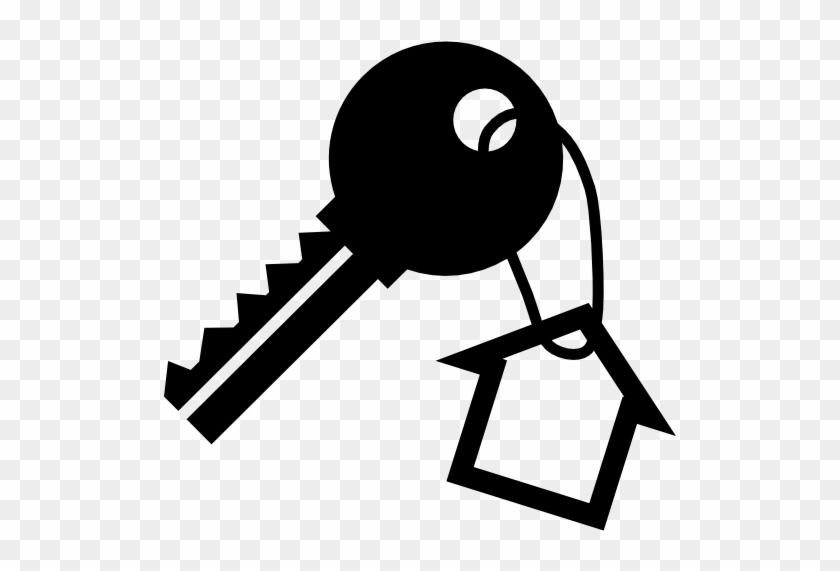 House Key Png - Locksmith Icon #9957