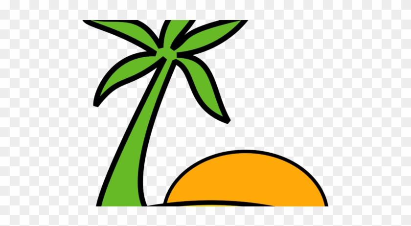 Free Palm Tree Clip Art Images - Island Clip Art #9965