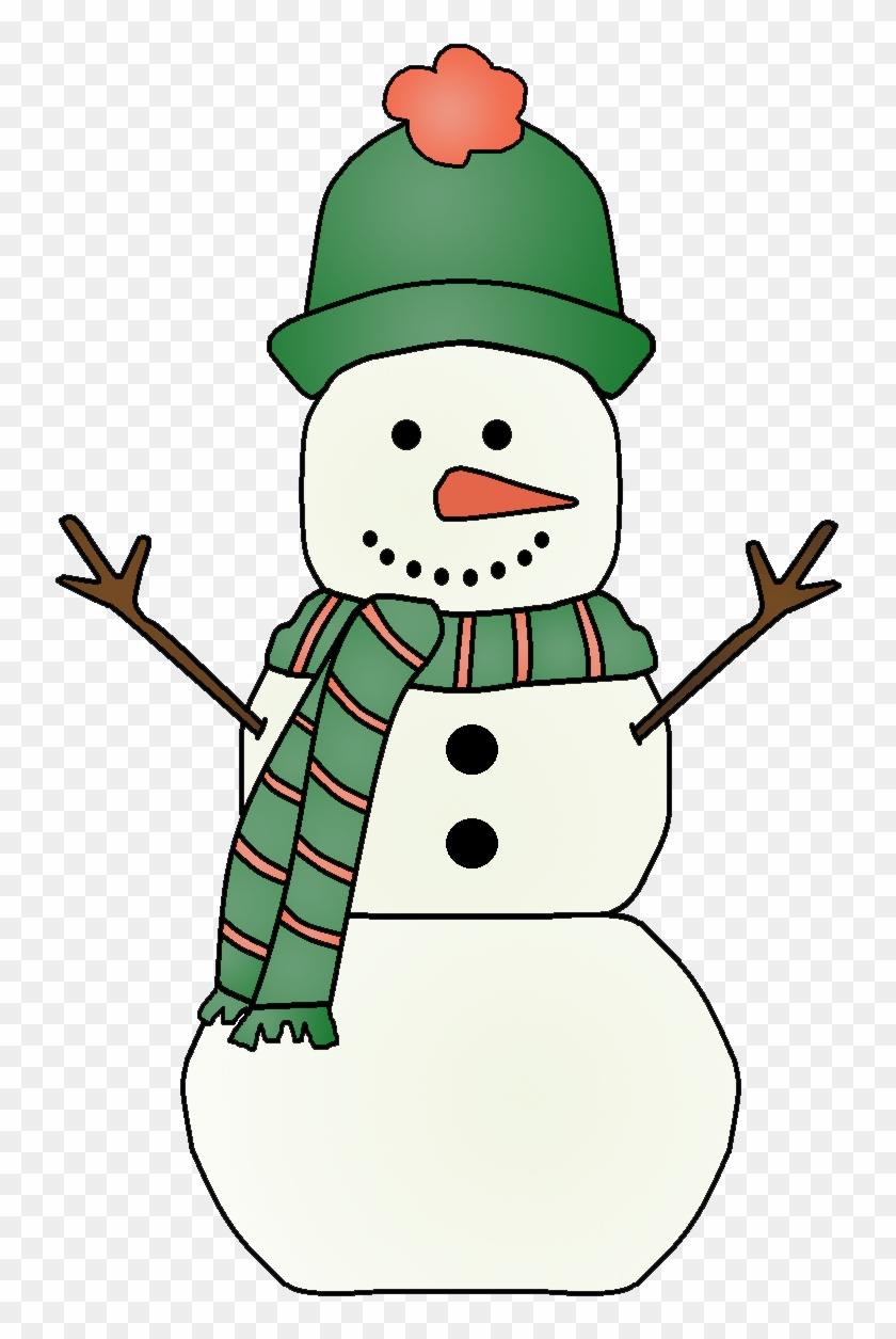 Snowman Graphics #10009