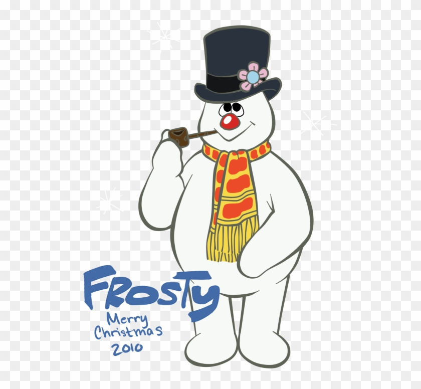 Andrewartist 4 0 Frosty The Snowman By Kinotastic - Frosty The Snowman Illustration #10080