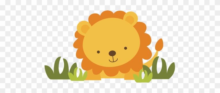 Lion Clip Art - Baby Lion Clip Art #10131