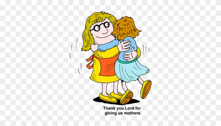 Thanks For Moms Clip Art - Thank You Mother Clipart #10137