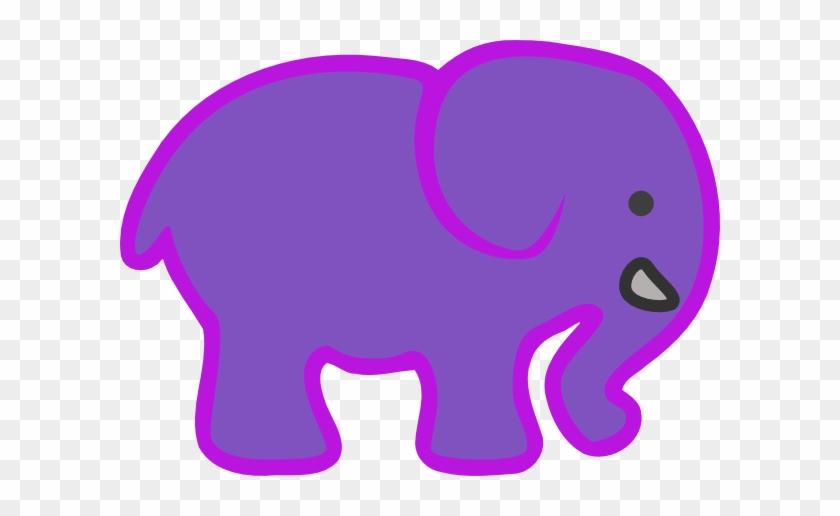 Baby Elephant Clip Art - Clip Art #10177