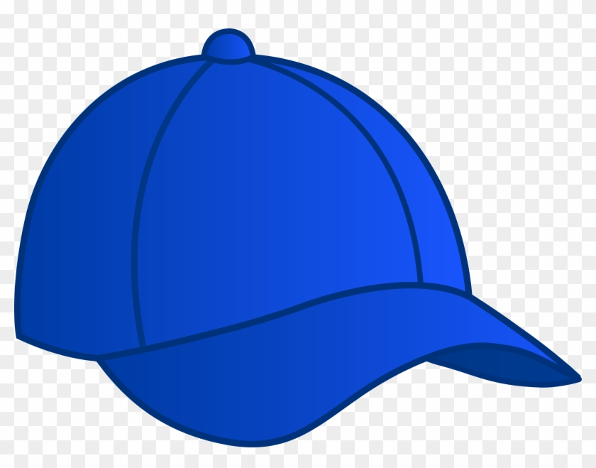 Baseball Hat Cartoon - Cap Clipart #10196