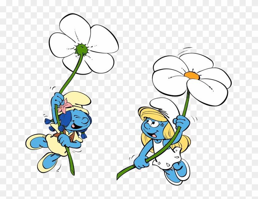 Smurfs The Lost Village Clip Art Images - Smurfs Lost Village Smurfs Lily #10241