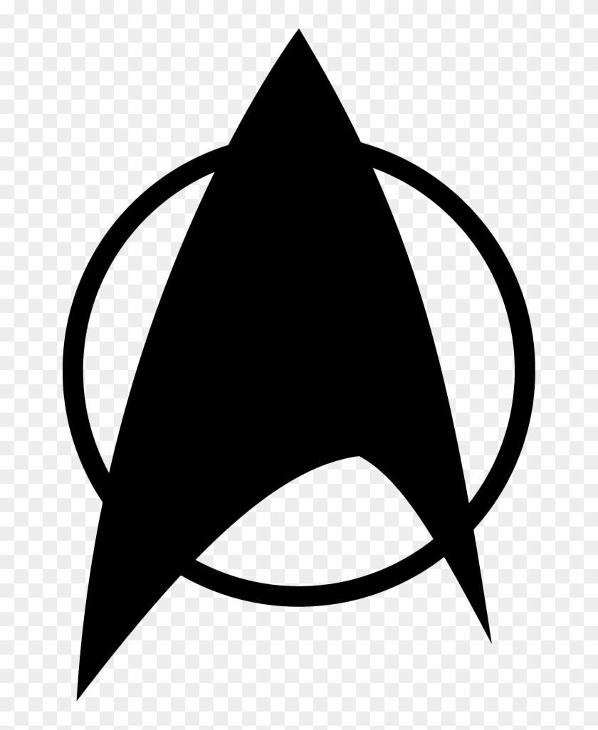 Star Trek More - Star Trek Badge Vector #10242