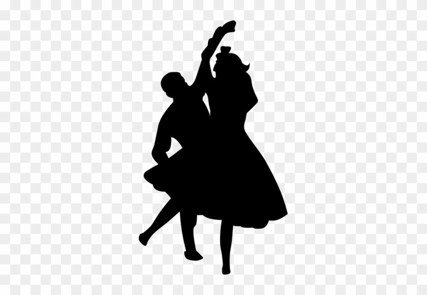 4547 - Dancing Clip Art #10265