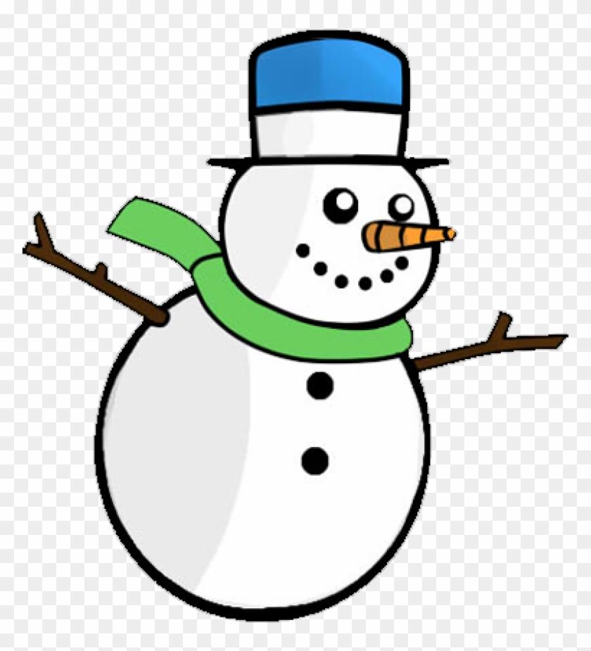 Free Snowman Clip Art Free Clipart Images Clipartcow - Snowman Clipart #10314