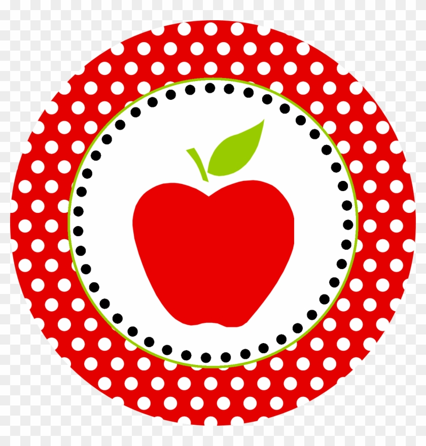 Free Download - Teacher Apple Clip Art #10335