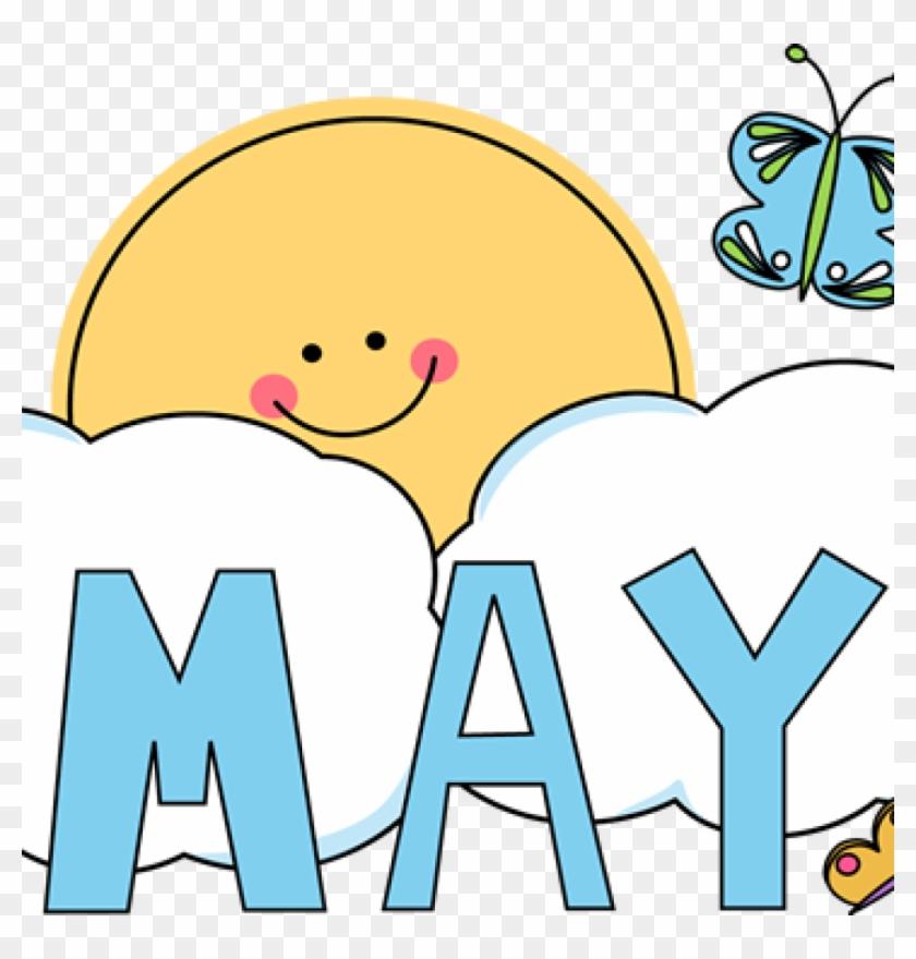 May Images Clip Art May Clip Art May Images Month Of - May Clipart #10337