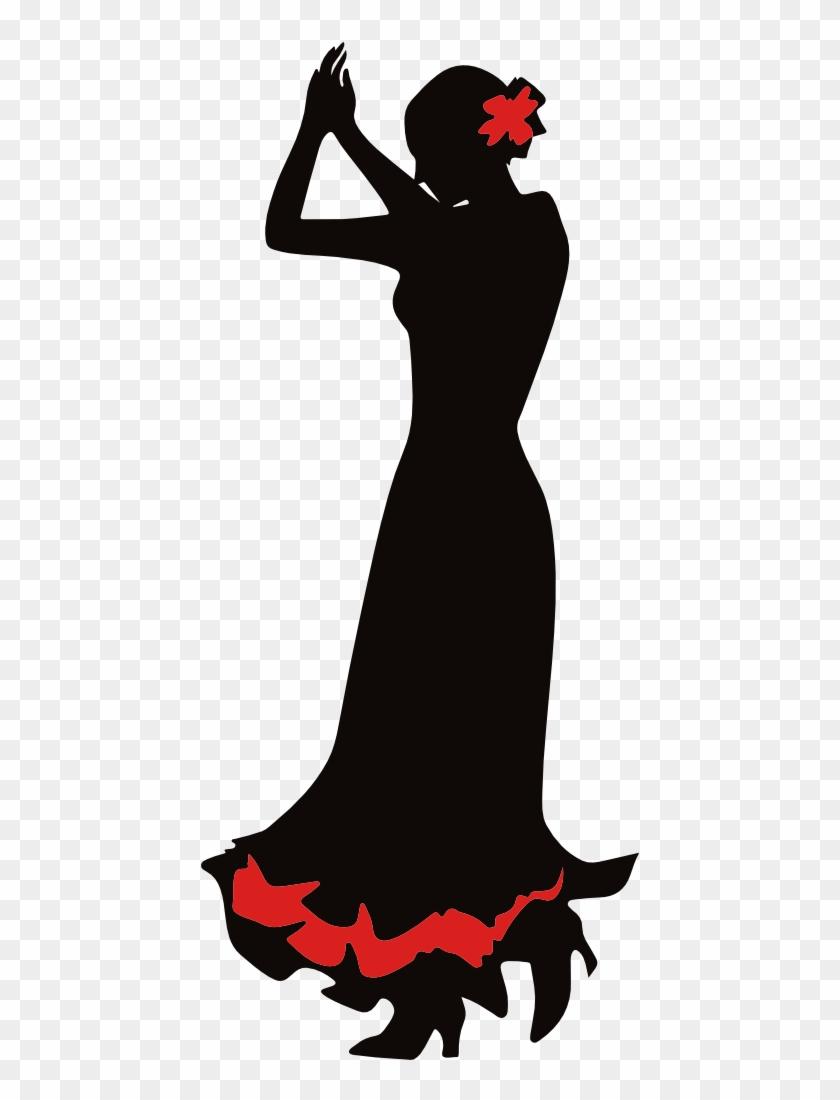 Dance Clip Art Borders - Spain Icon Png #10350