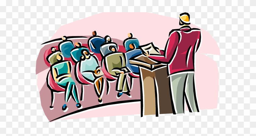 Annual General Meeting Clipart - Orientation Clipart #10351
