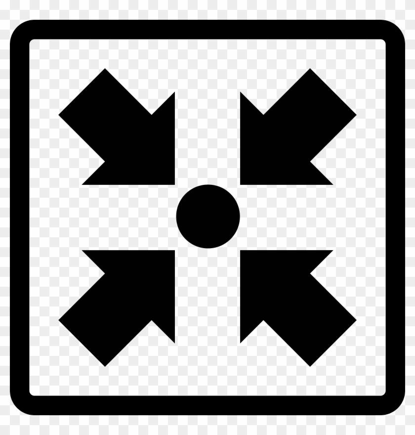 Meeting Point Symbol #10363