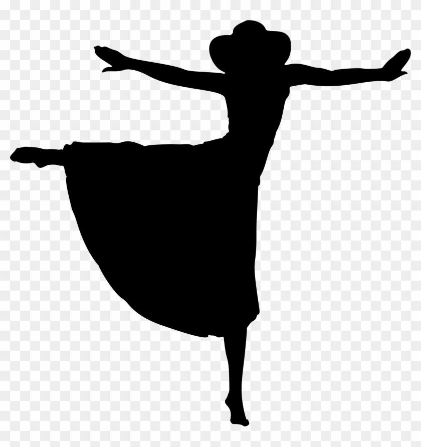 Big Image - Dancing Silhouette #10376