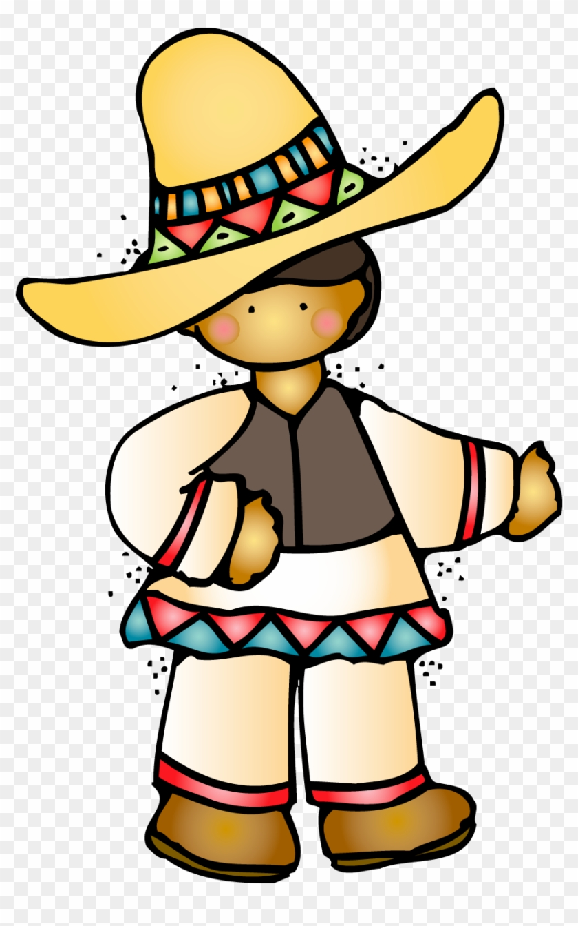 Mexican Cuisine Churro Mexicans Cartoon Clip Art - Mexican Cuisine Churro Mexicans Cartoon Clip Art #10410