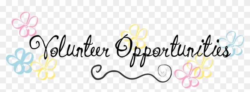 Volunteer Opportunities St Patrick Clip Art - Volunteer #10458