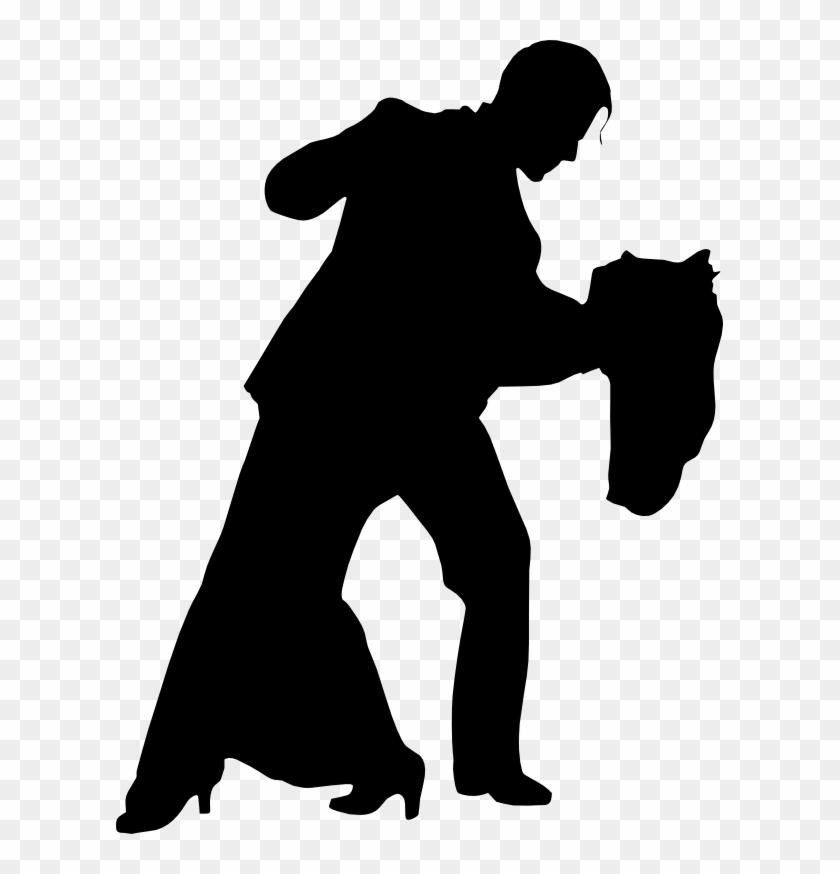 Couple Clipart Prom Dance - Dancin And Romancin - Cd #10457