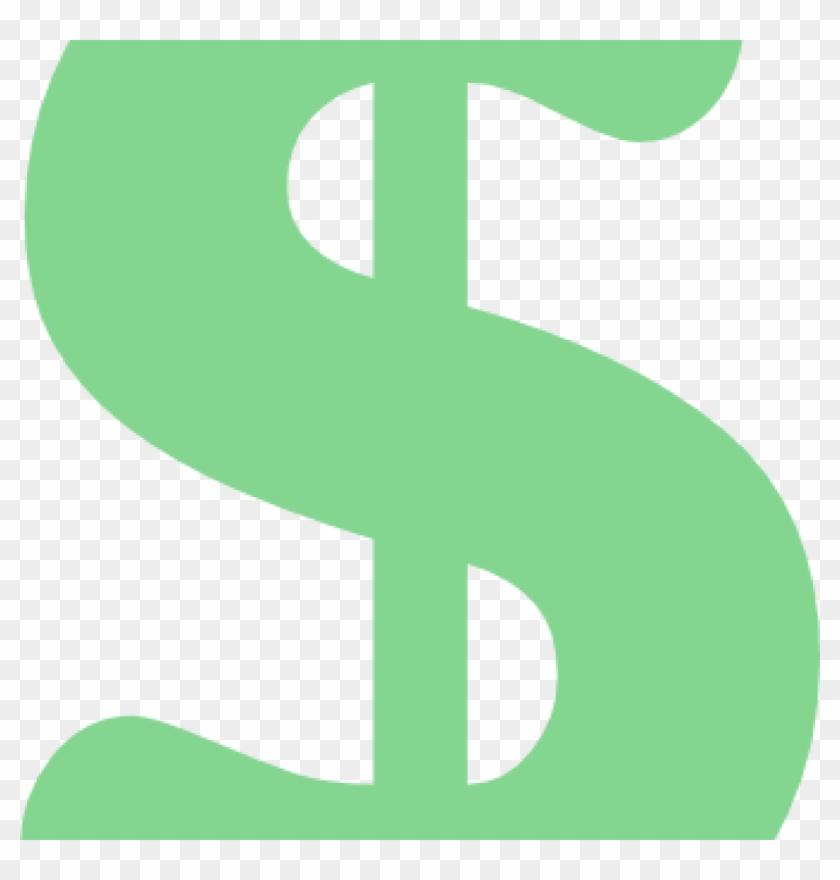 Money Sign Clip Art Money Sign Clip Art At Clker Vector - Clip Art #10462