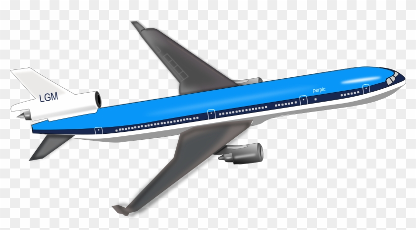 Airline Airliner Airplane Aircraft Flight Fly - Plane Flying Gif Png #10471