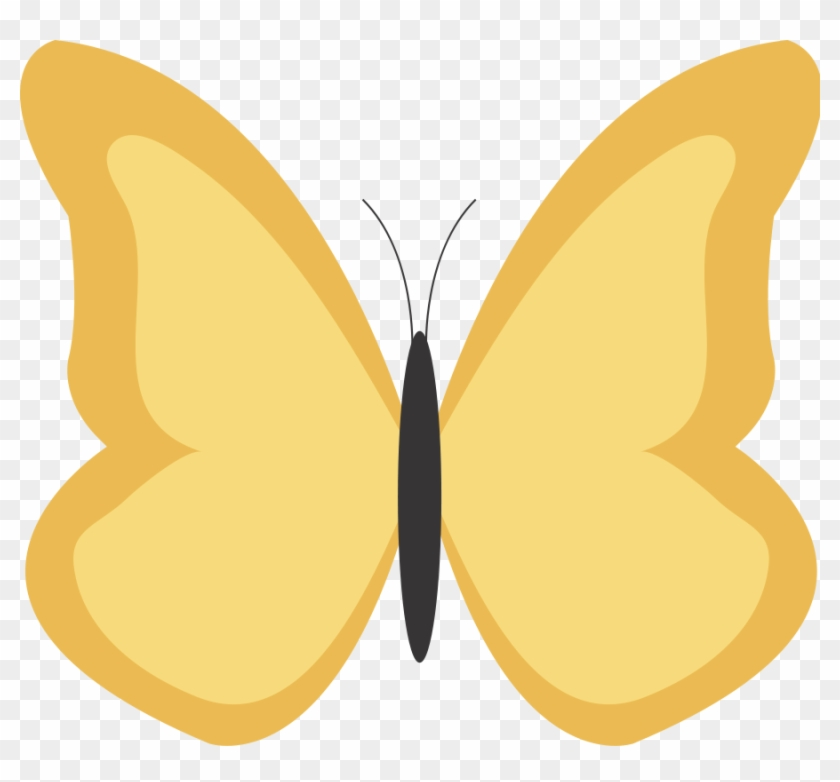 Butterfly Clip Art - Butterfly Clipart Image Png #10496