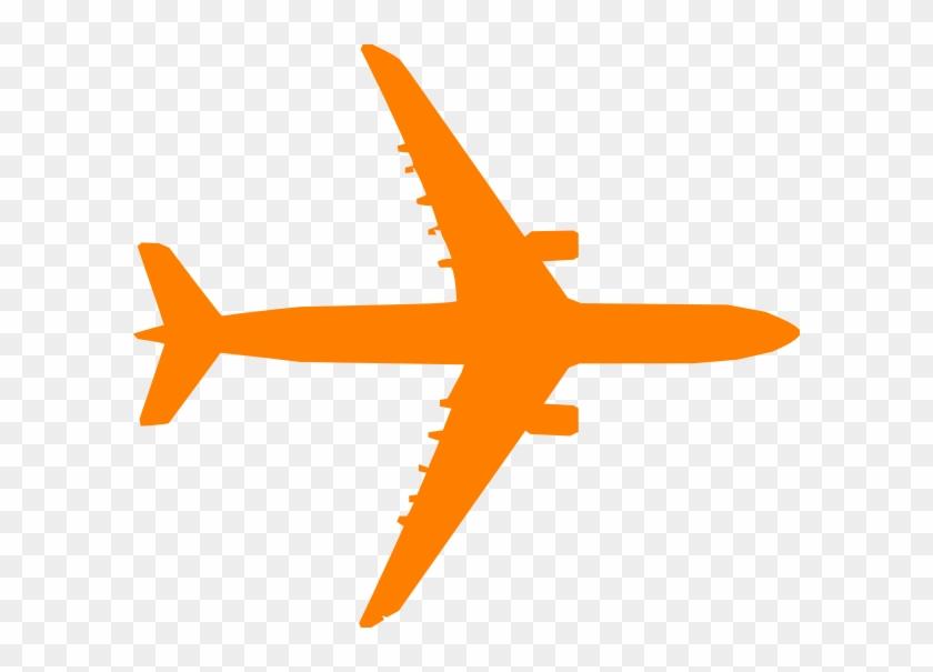 Plane Silhouette #10503
