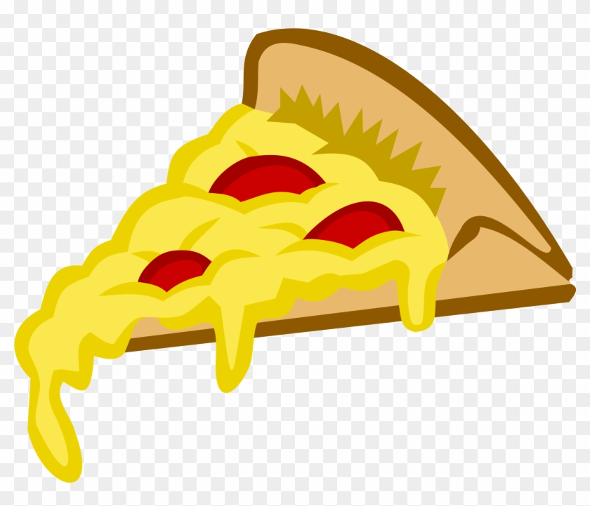 Pizza Slice Vector Png #10508