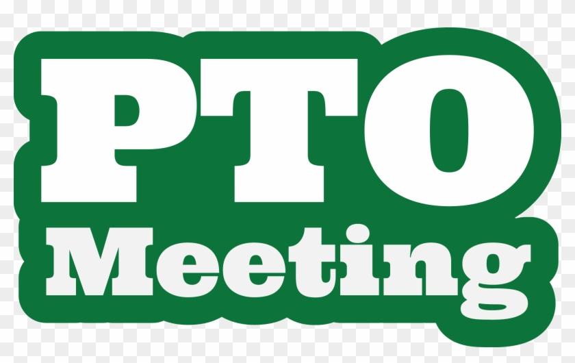 Pto Meetings And Committee Meetings - Pto Meeting #10554