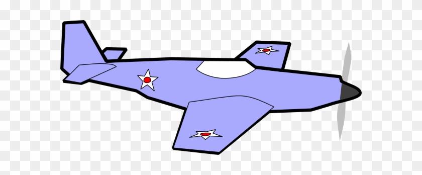 Flying Cartoon Plane Clip Art At Clker - Cartoon Plane #10567
