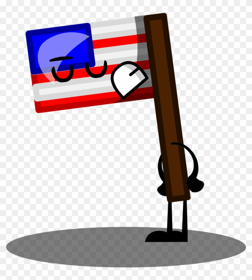 American Flag Clip Art Free Download - Object Villagers Deviantart #10578