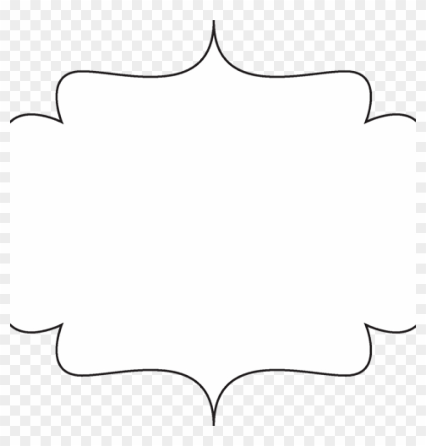 Bracket Clipart Clip Art Black And White Black And - Clip Art #10606