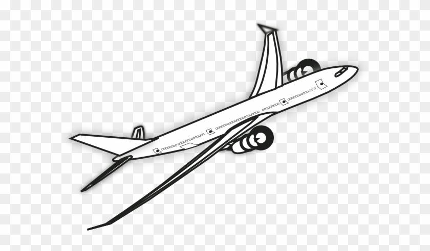 Flight Clip Art At Clker Com Vector Online Royalty - Flight Clipart #10633