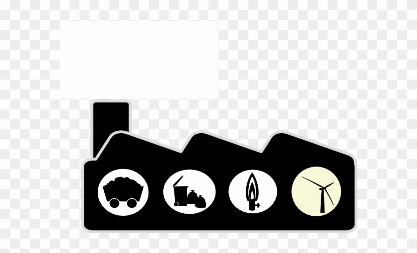 Power Plant Clip Art - Clip Art #10640