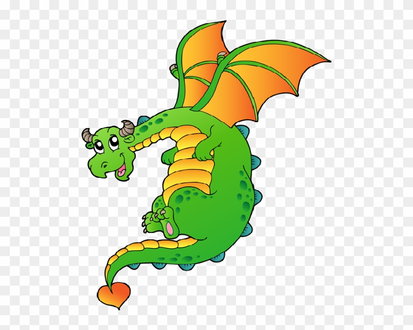 Free Dragons Clipart Free Graphics Images And Photos - Green Dragon Clip Art #10649