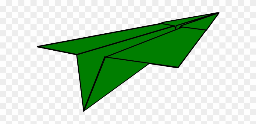 Download - Paper Airplane Free Clipart #10709