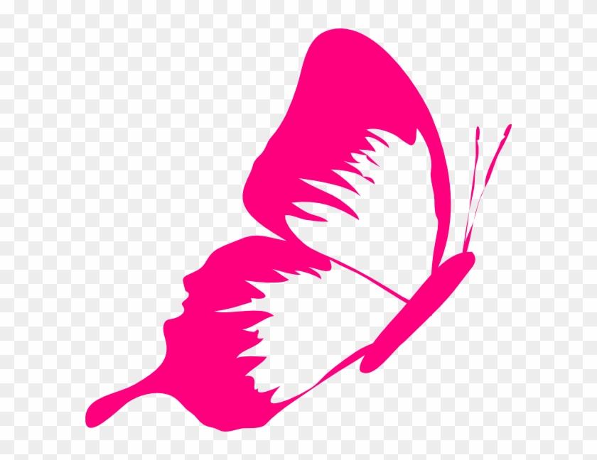 Clip Art - Butterfly Border - Clip Art - Butterfly Border #10725