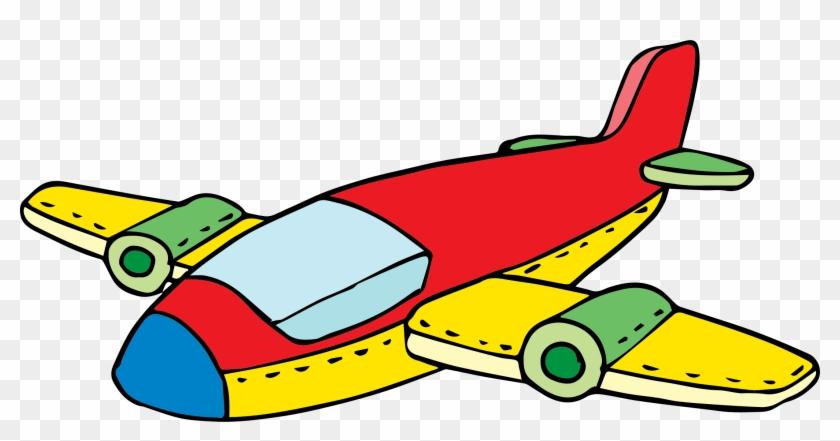 Airplane Cartoon Full Movie - Airplane Clipart #10717