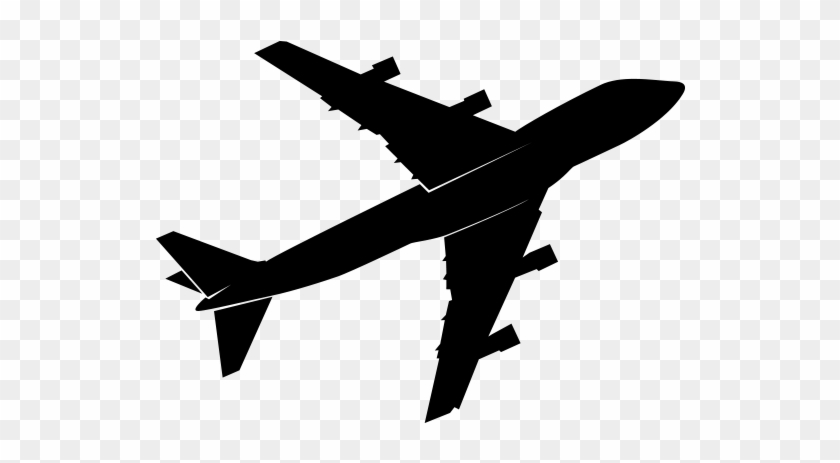 Aeroplane Clipart Vector And Png Free Download The - Png Image Of Aeroplane #10744