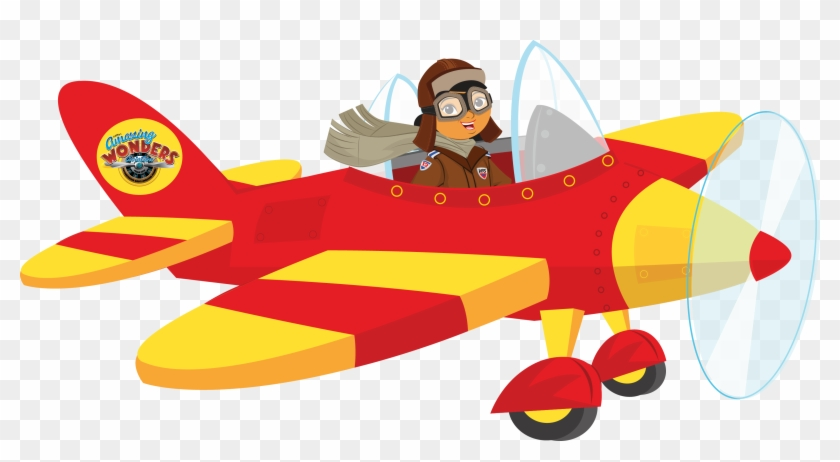 Image Of Vintage Airplane Clipart Airplane Clip Art - Rat A Tat Don Cartoon #10806