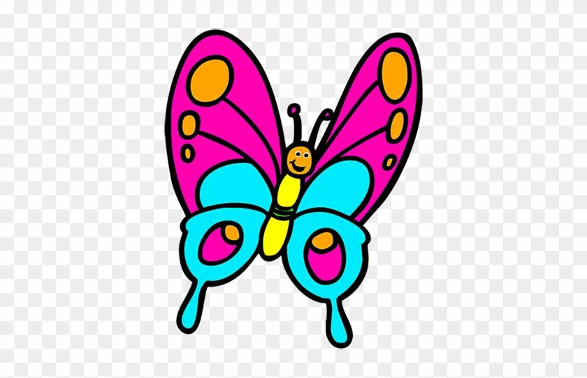 Butterfly - Butterfly Clipart #10829