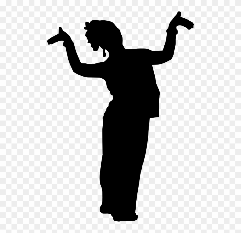 Thai Dance Clipart #10844