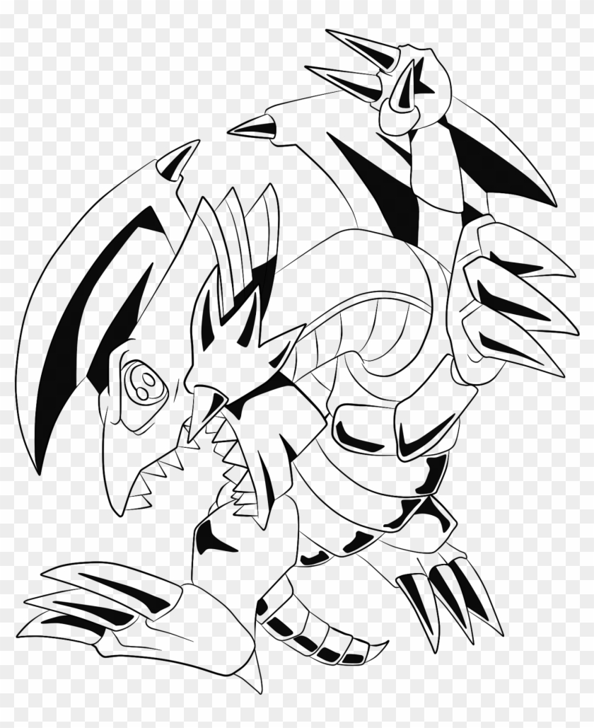Dragon Line Art Free Download Clip Art Free Clip Art - Illustration #10851