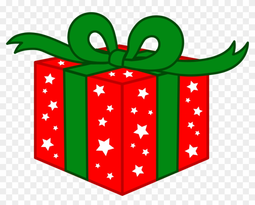 Clipart Info - Christmas Gift Clipart #10864
