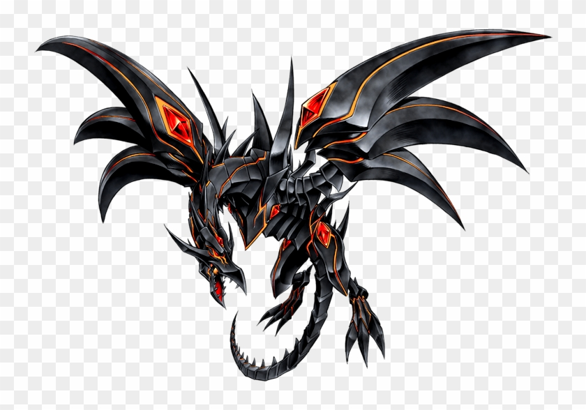 Realistic Dragon Pictures - Red Eyes Darkness Dragon #10934