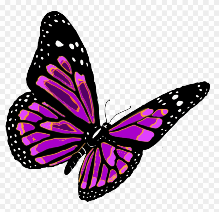 Inspiring Clipart Small Butterfly - Butterfly Png #10942
