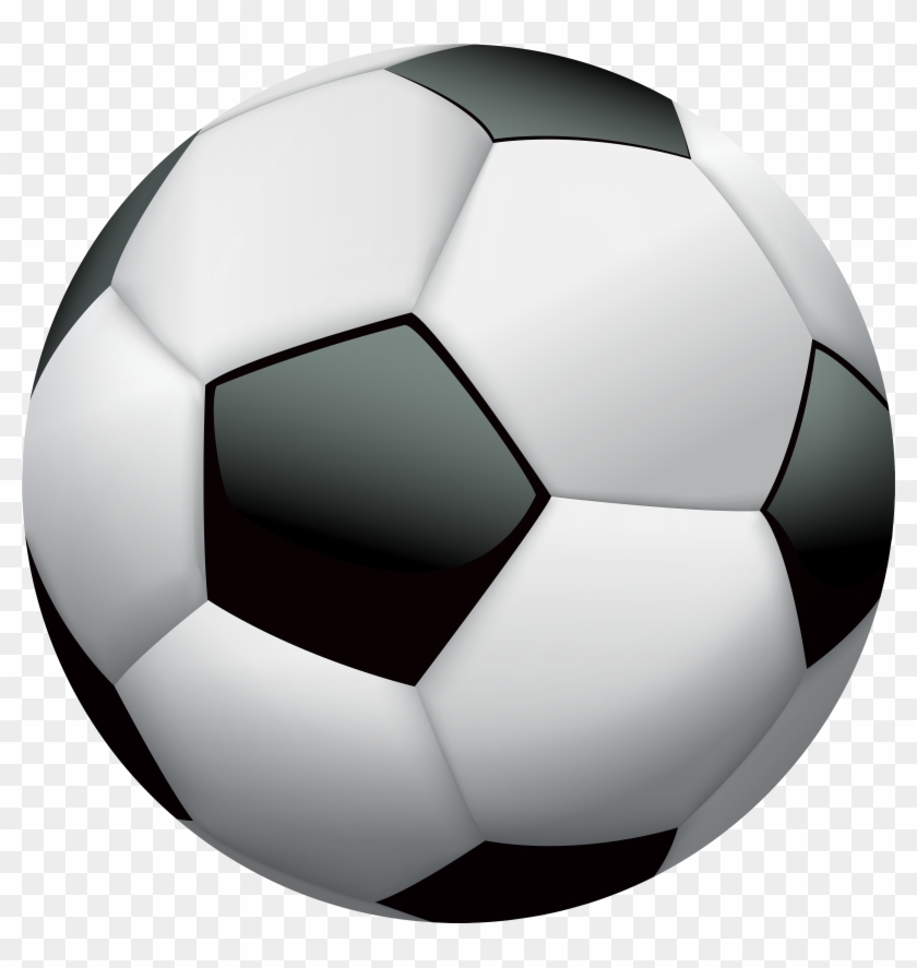 Soccer Ball Png Clipart - Soccer Ball Png #10961