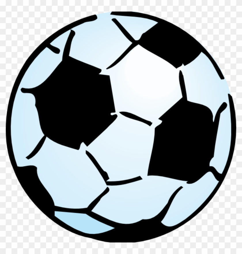Soccer Ball - Cartoon Soccer Ball Png #10971